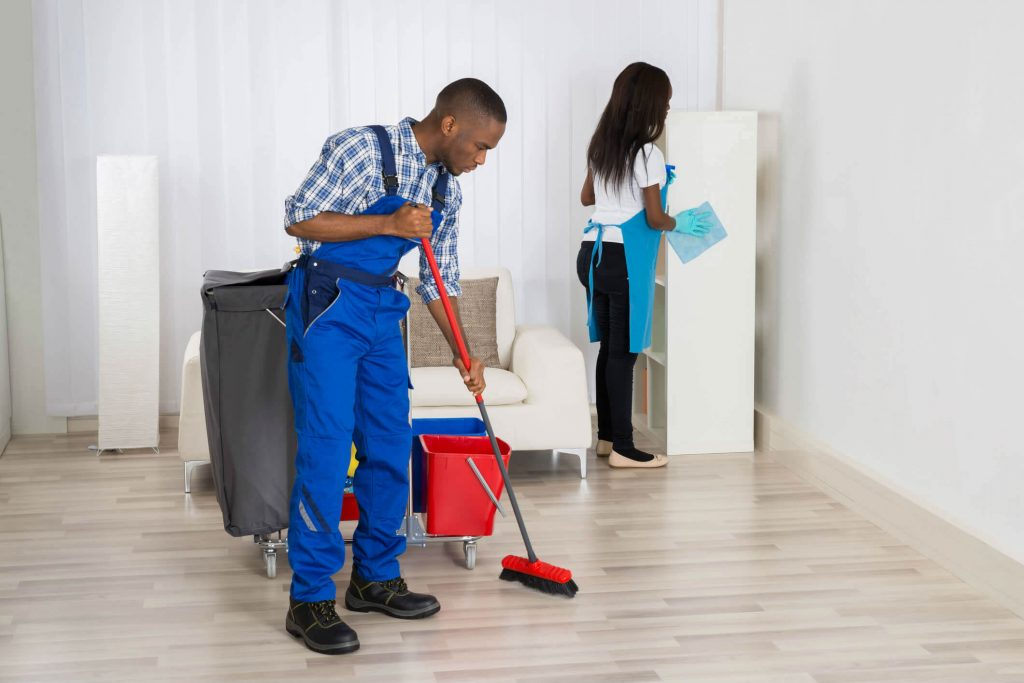 Janitorial services in Chicago, IL